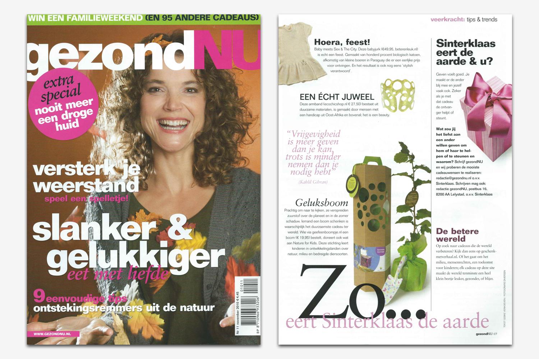 759eece4f52387 Informatie voor de pers. Neem contact met ons op GeefeenBoompje.nl